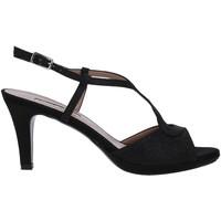 Pantofi Femei Sandale  Louis Michel 5016 Negru