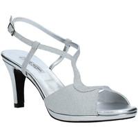 Pantofi Femei Sandale  Louis Michel 5016 Argint