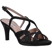 Pantofi Femei Sandale  Louis Michel 3054 Negru