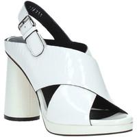 Pantofi Femei Sandale  Elvio Zanon EJ4408N.C Alb