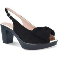 Pantofi Femei Sandale  Pitillos 2901 Negru