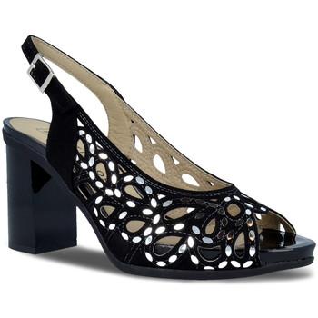 Pantofi Femei Sandale  Pitillos 5581 Negru