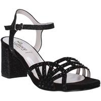 Pantofi Femei Sandale  Grace Shoes 116V004 Negru