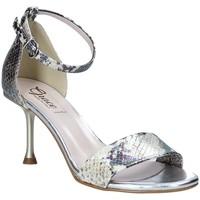 Pantofi Femei Sandale  Grace Shoes 492G001 Gri