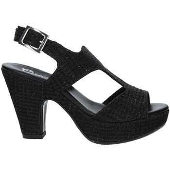 Pantofi Femei Sandale  Grace Shoes SOMI Negru