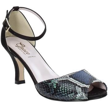 Pantofi Femei Sandale  Grace Shoes 928008 Negru
