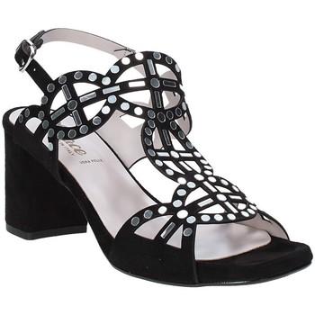 Pantofi Femei Sandale  Grace Shoes 116002 Negru