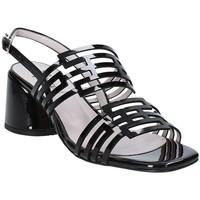 Pantofi Femei Sandale  Grace Shoes 123001 Negru