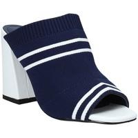 Pantofi Femei Papuci de vară Exé Shoes I487F0836H22 Albastru