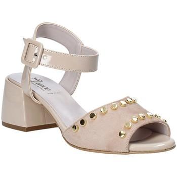 Pantofi Femei Sandale  Grace Shoes 1576004 Bej