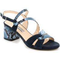 Pantofi Femei Sandale  Grunland SA2515 Albastru