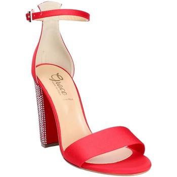 Pantofi Femei Sandale  Grace Shoes 1569 Roșu