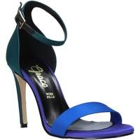 Pantofi Femei Sandale  Grace Shoes 018Y037 Verde