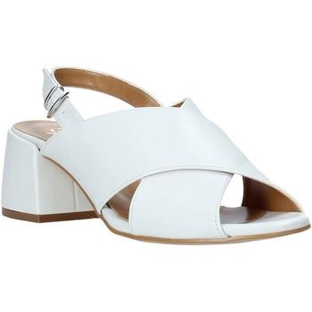Pantofi Femei Sandale  Grace Shoes 1576009 Alb