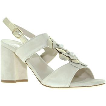 Pantofi Femei Sandale  Melluso S521 Bej