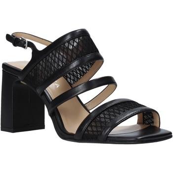 Pantofi Femei Sandale  Apepazza S0MONDRIAN10/NET Negru