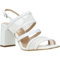 Pantofi Femei Sandale  Apepazza S0MONDRIAN10/NET Alb