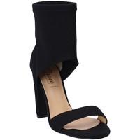 Pantofi Femei Sandale  Grace Shoes 1571 Negru