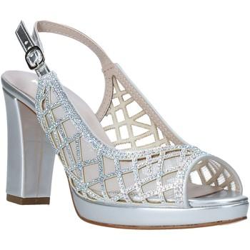 Pantofi Femei Sandale  Comart 303331 Argint