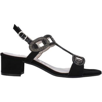 Pantofi Femei Sandale  Comart 083307 Negru