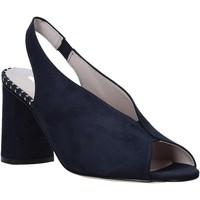 Pantofi Femei Sandale  Comart 7B3418 Albastru