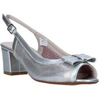 Pantofi Femei Sandale  Comart 293304 Argint