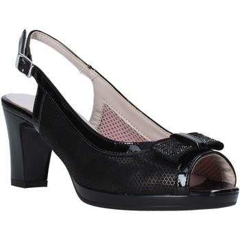 Pantofi Femei Sandale  Comart 323322 Negru