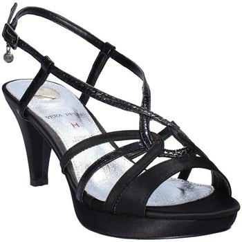 Pantofi Femei Sandale  Osey SA0571 Negru