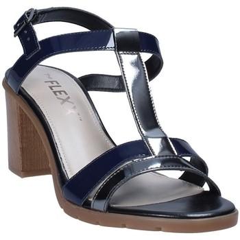 Pantofi Femei Sandale  The Flexx D6015_08 Gri