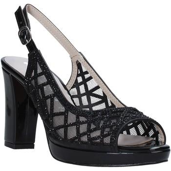 Pantofi Femei Sandale  Comart 303331 Negru