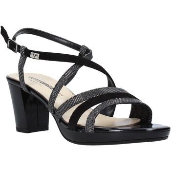 Pantofi Femei Sandale  Valleverde 38535 Negru