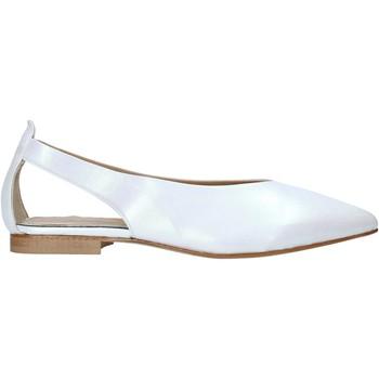 Pantofi Femei Sandale  Mally 6817 Alb