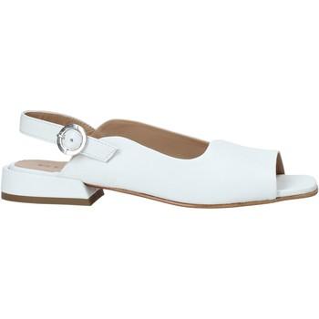Pantofi Femei Sandale  Mally 6826 Alb