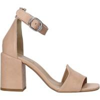 Pantofi Femei Pantofi cu toc Mally 6866 Roz