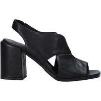Pantofi Femei Pantofi cu toc Mally 6872G Negru