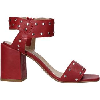 Pantofi Femei Pantofi cu toc Mally 6278B Roșu