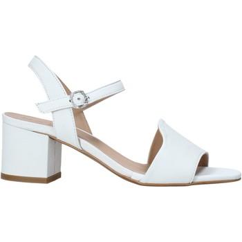 Pantofi Femei Pantofi cu toc Mally 6865 Alb