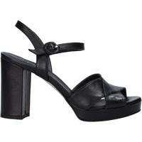 Pantofi Femei Pantofi cu toc Mally 5747M Negru