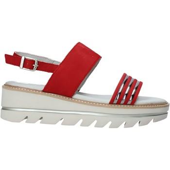 Pantofi Femei Sandale  Mally 6532P Negru