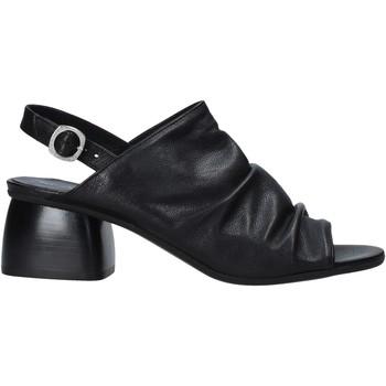 Pantofi Femei Sandale  Mally 6806 Negru