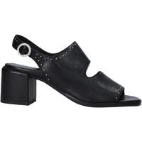 Pantofi Femei Pantofi cu toc Mally 6868 Negru
