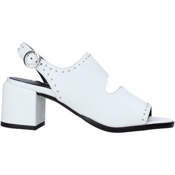 Pantofi Femei Pantofi cu toc Mally 6868 Alb