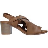 Pantofi Femei Pantofi cu toc Bueno Shoes 9L102 Maro