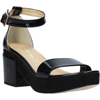 Pantofi Femei Pantofi cu toc Grace Shoes 9978 Negru