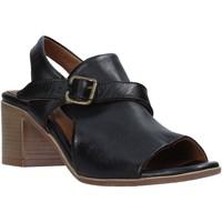 Pantofi Femei Sandale  Bueno Shoes 9L102 Negru