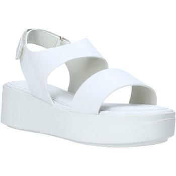 Pantofi Femei Sandale  Impronte IL01528A Alb