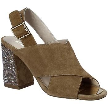 Pantofi Femei Sandale  Alma En Pena V18277 Maro