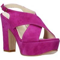 Pantofi Femei Sandale  Esther Collezioni TQ 039 Roz