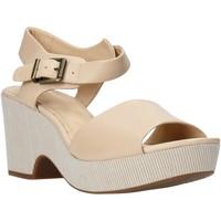 Pantofi Femei Sandale  Clarks 26140115 Roz