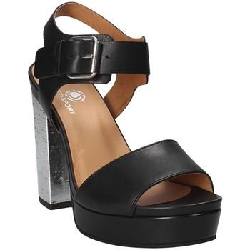 Pantofi Femei Sandale  Janet Sport 41907 Negru